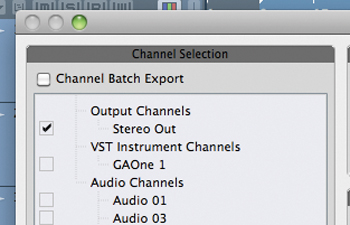 How To Move A Session From One DAW To Another (Batch  Export)