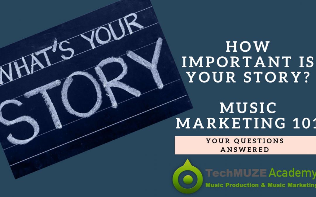TechMuze Ep 89 – The Importance Of Your Story